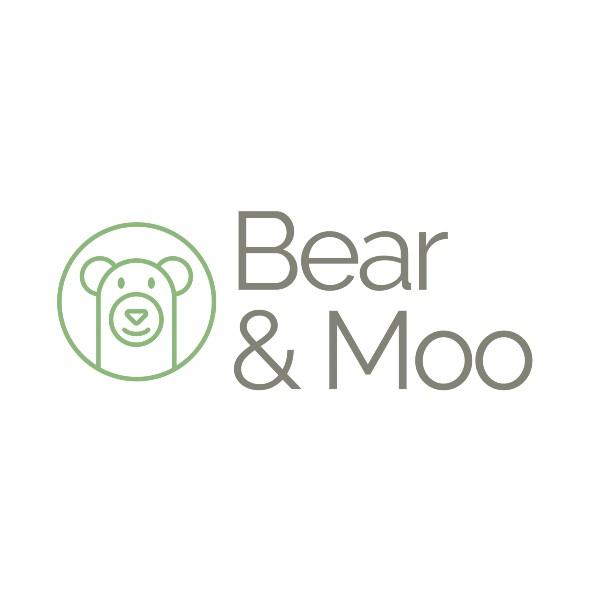 Bear and Moo cloth nappies