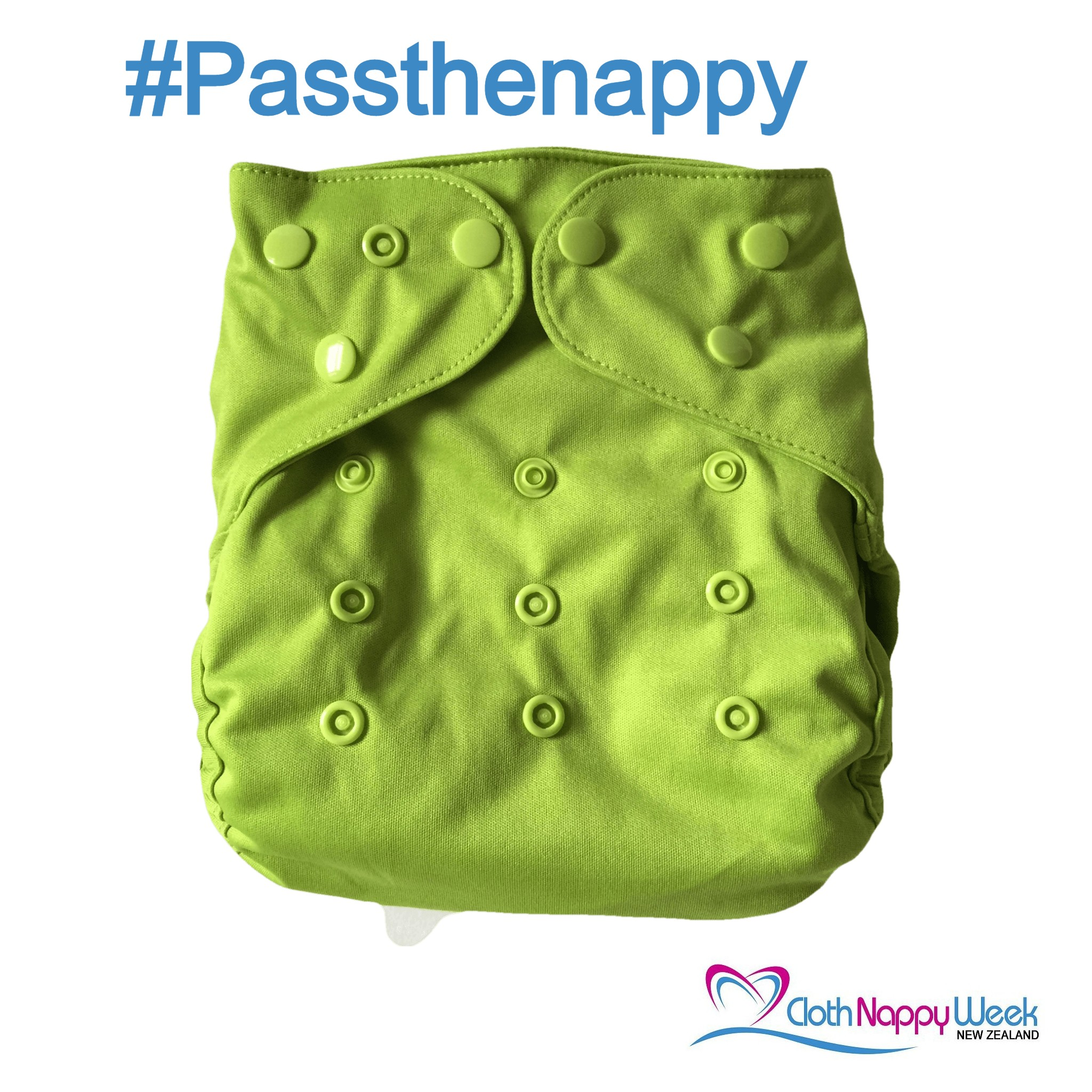 Pass the nappy cloth nappy week fun