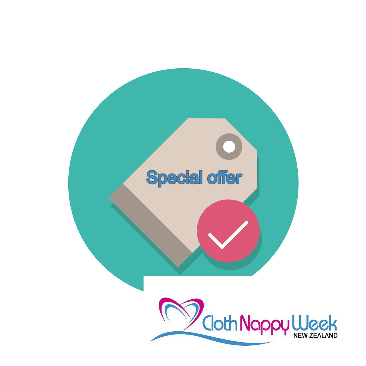 Special offers for cloth nappy week 2021